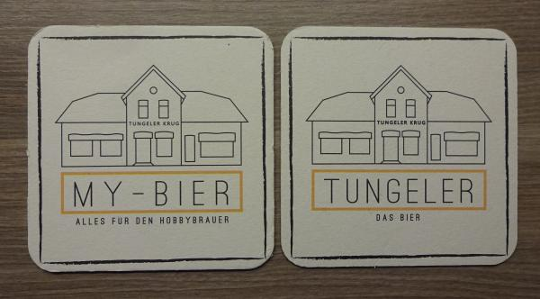 Bierdeckel - 10er Pack