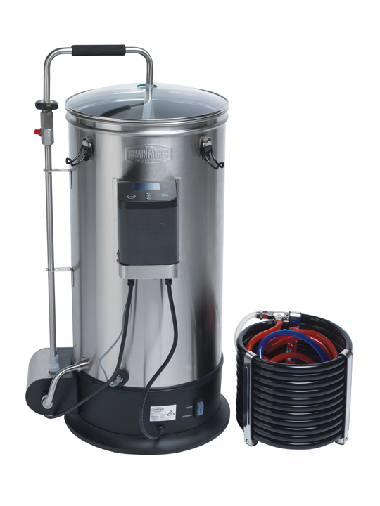 Grainfather Connect Brausystem G30