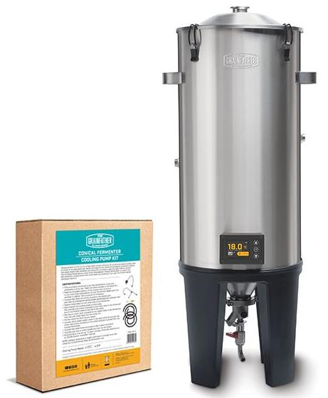 Grainfather Conical Fermenter - Basic Cooling Edition
