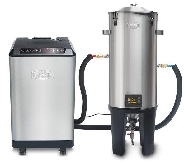 Grainfather Conical Fermenter Advanced Cooling Edition