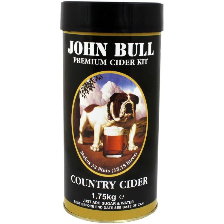 J. Bull Country Apple Cider, 1,8 Kg