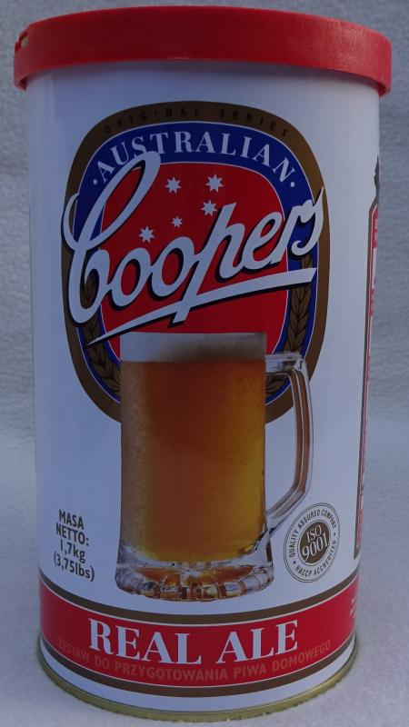 Coopers Real Ale - 3,2 kg